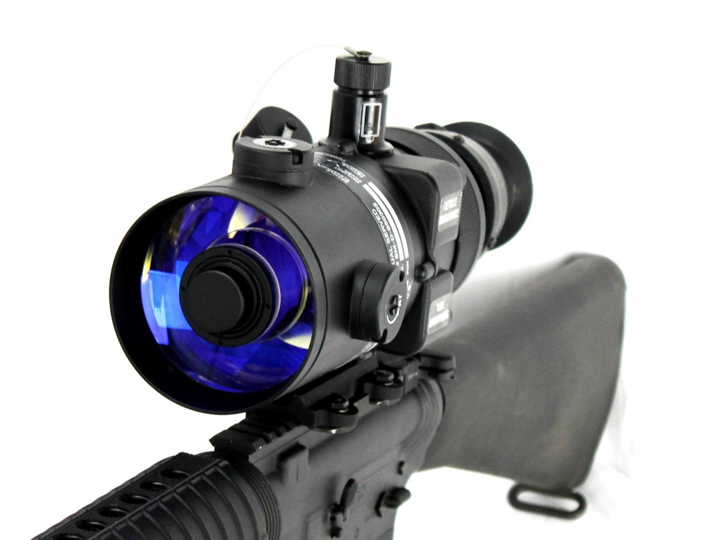 AN/ PVS-4 Gen 2 Night Vision Scope 4X